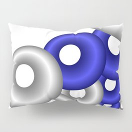 less is more -19- Pillow Sham