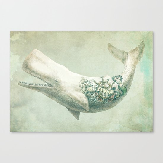 Far and Wide Canvas Print