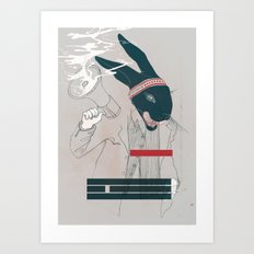 A Sense of Self Awareness Art Print