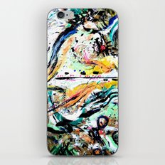 ---- You All The Time // Jeremih (Shlohmo remix) iPhone & iPod Skin