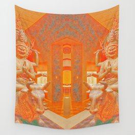 Salud Wall Tapestry