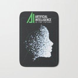 Artificial Inteligence Bath Mat