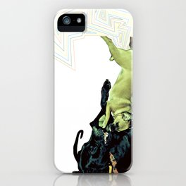 What The? iPhone Case