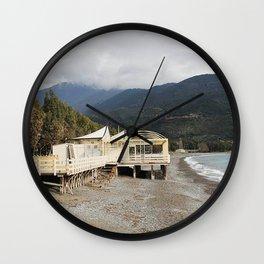 Sapri Wall Clock