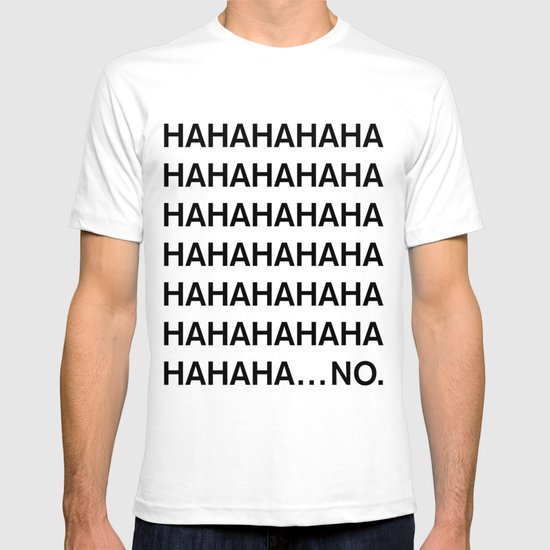 HAHA T-shirt