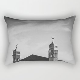 Al Rashid Mosque Rectangular Pillow