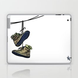 """Livin' For The City - """"Just For Kicks"""" Laptop & iPad Skin"""
