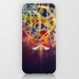 All The Roads That Might Have Been iPhone Case