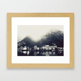 Hallstättersee, Austria Framed Art Print