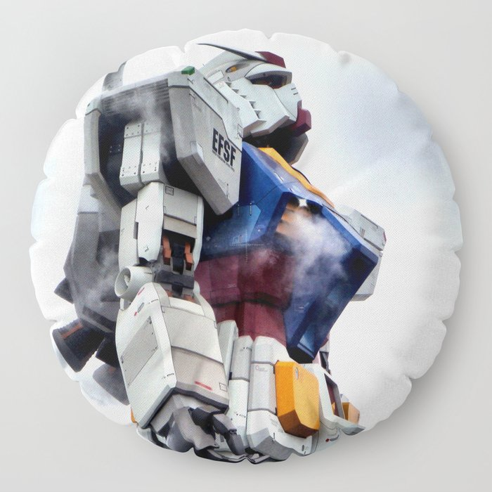 Gundam Pride Floor Pillow