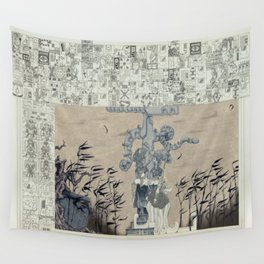 Remains of the Day Wall Tapestry