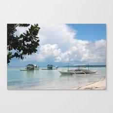 Seaside Canvas Print