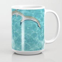 Blacktip Reef Shark Man Coffee Mug