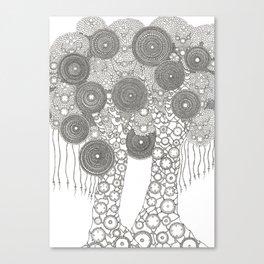 Wishing Trees Canvas Print