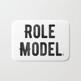Role Model Bath Mat
