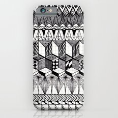 Over the Line iPhone 6s Slim Case