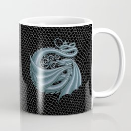 Dragon Letter G, from Dracoserific, a font full of Dragons. Coffee Mug