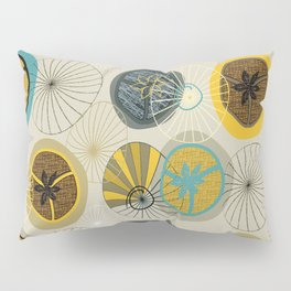 Pies in Mod style Pillow Sham
