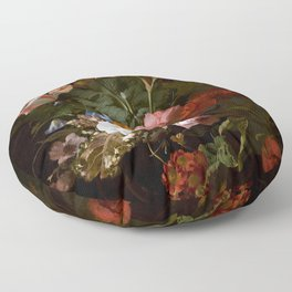Rachel_Ruysch_-_Vase_with_Flowers_-_1700_-_Mauritshuis_151.jpg Floor Pillow