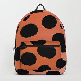 Design vintage elements, dots Backpack