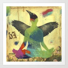 B3 Art Print