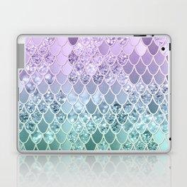 Mermaid Glitter Scales #1 #shiny #decor #art #society6 Laptop & iPad Skin