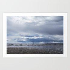 Scotland West Coast Art Print