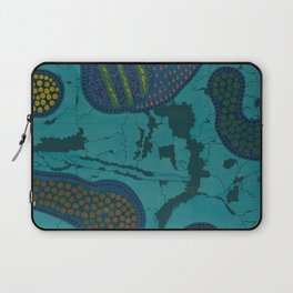 """Creative Womb"" by ICA PAVON Laptop Sleeve"