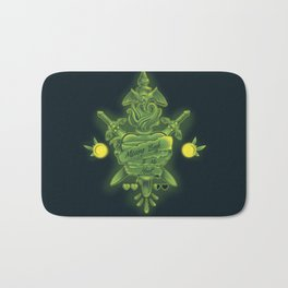 Missing Link To My Heart Bath Mat
