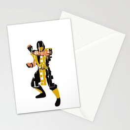 Scorpion Stationery Cards