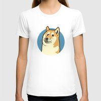 doge T-shirts featuring Doge by evannave
