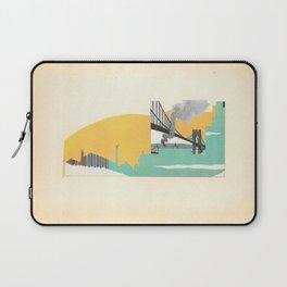 Brooklyn Summer Laptop Sleeve