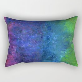 Chakra Rainbow Rectangular Pillow