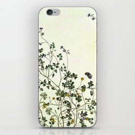 The wilderness continues. iPhone Skin