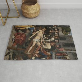 The Judgment of Cambyses Rug