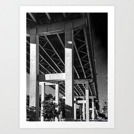 Homage To Bourke White, 2019 Art Print