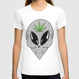 Third Eye Alien T-shirt