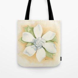 Graceful Symmetry–Watercolor Tote Bag