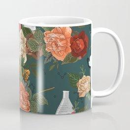 Chemistry Floral Coffee Mug