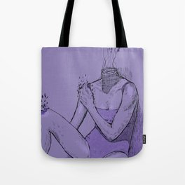 Water Me Tote Bag