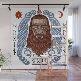 Allfather Wall Mural