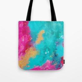 Intuitive - Karla Leigh Wood Tote Bag