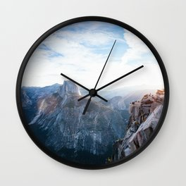 Glacier Point Wall Clock