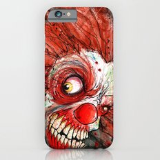 zombie clown iPhone 6s Slim Case