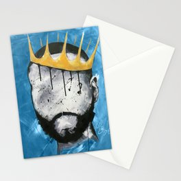 Naturally King BLUE Stationery Cards