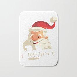 I Believe in Santa Bath Mat