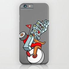 Hot Wheeling Robot Love Slim Case iPhone 6s