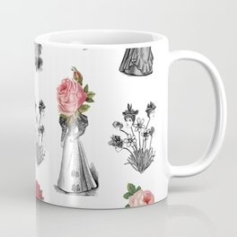 The Dreams of Flowers   The Tables Have Turned Coffee Mug