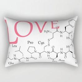 Love Drug Rectangular Pillow