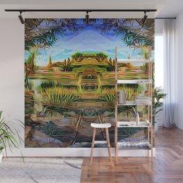 Garden of Riches Wall Mural